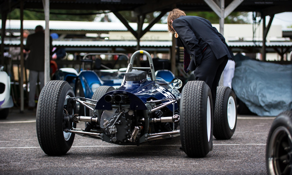 1963 Cooper Climax T66