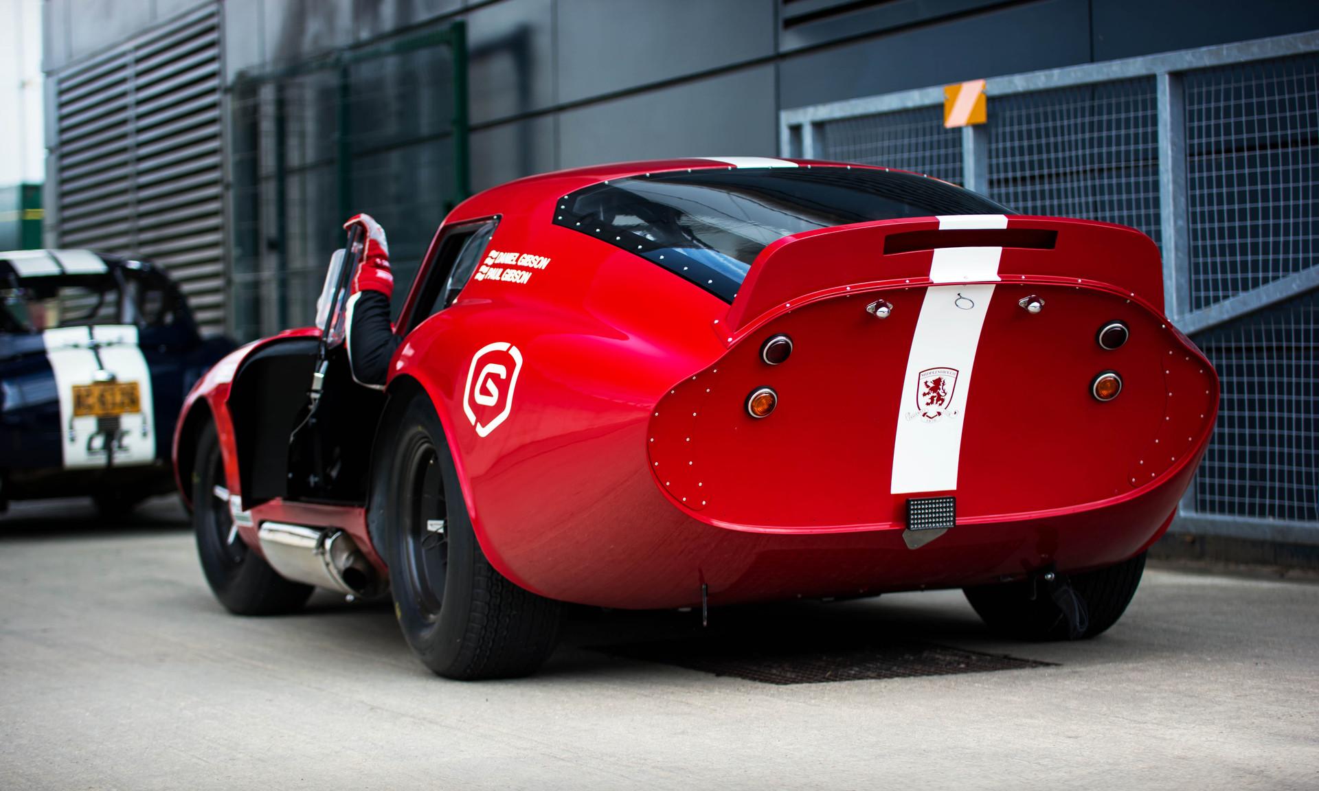 Daniel & Paul Gibson's Shelby Daytona Cobra