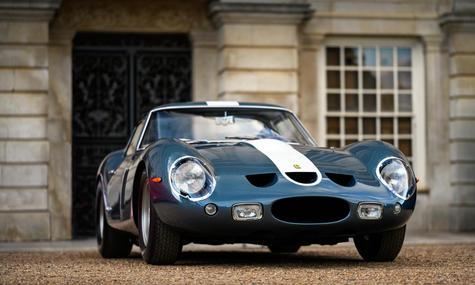 Joe Macari's 1962 Ferrari 250 GTO No. 33