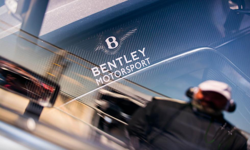 Bentley Motorsport at the 2018 Silverstone Blancpain GT