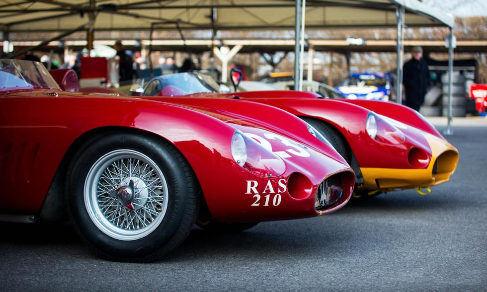 Stephan Rettenmaier's 1954 Maserati 300S