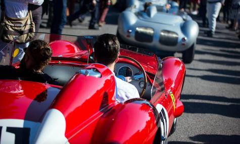 1959 Ferrari 250 TR 60 at the 2019 Goodw