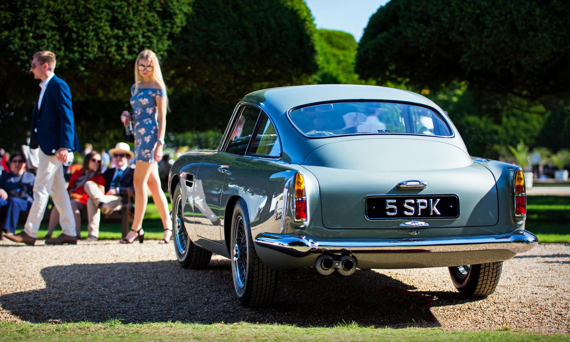 1960 Aston Martin DB4 GT Coupe