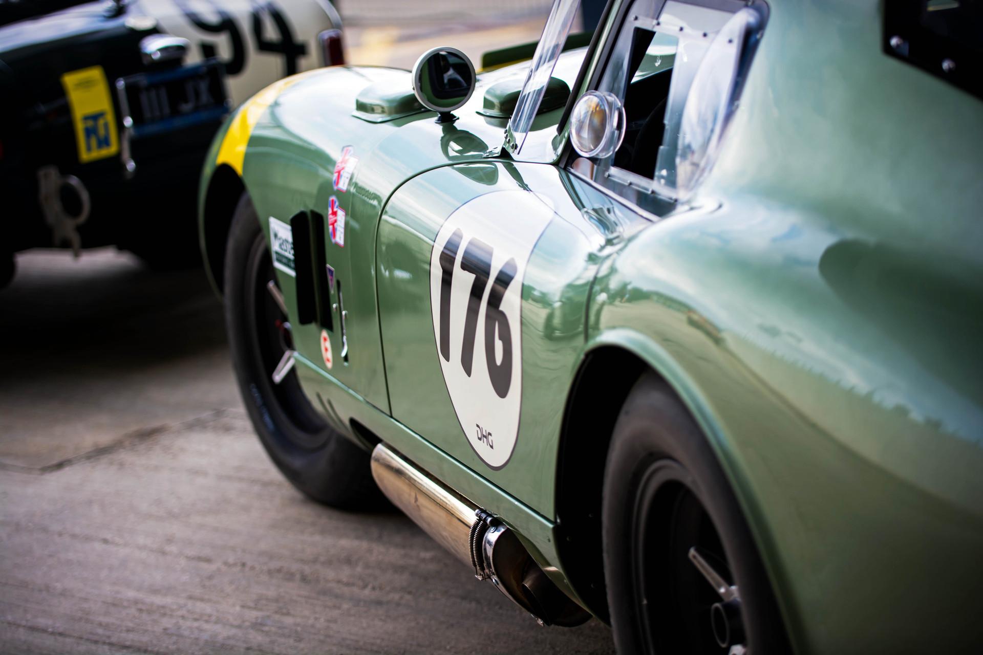 David & Olivier Hart's 1965 AC Cobra Daytona