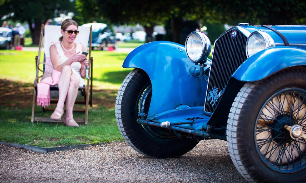 1932 Alfa Romeo 8C 2300 Short Chassis Spider