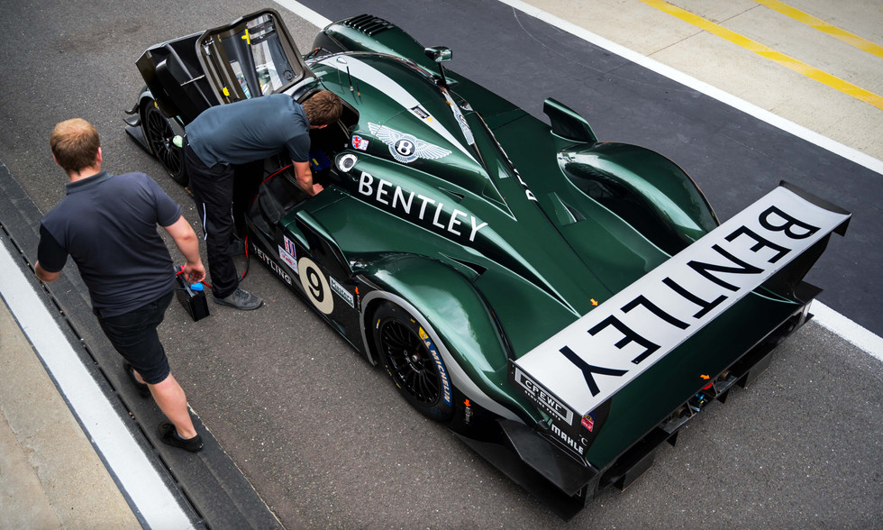 Shaun Lynn's 2003 Bentley EXP Speed 8