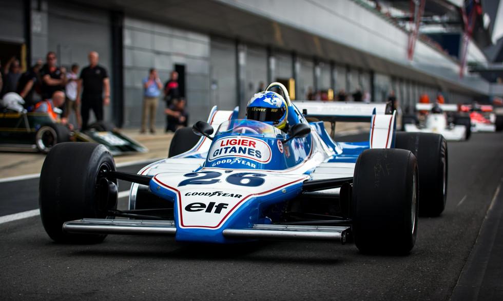 Matteo Ferrer-Aza's 1979 Ligier