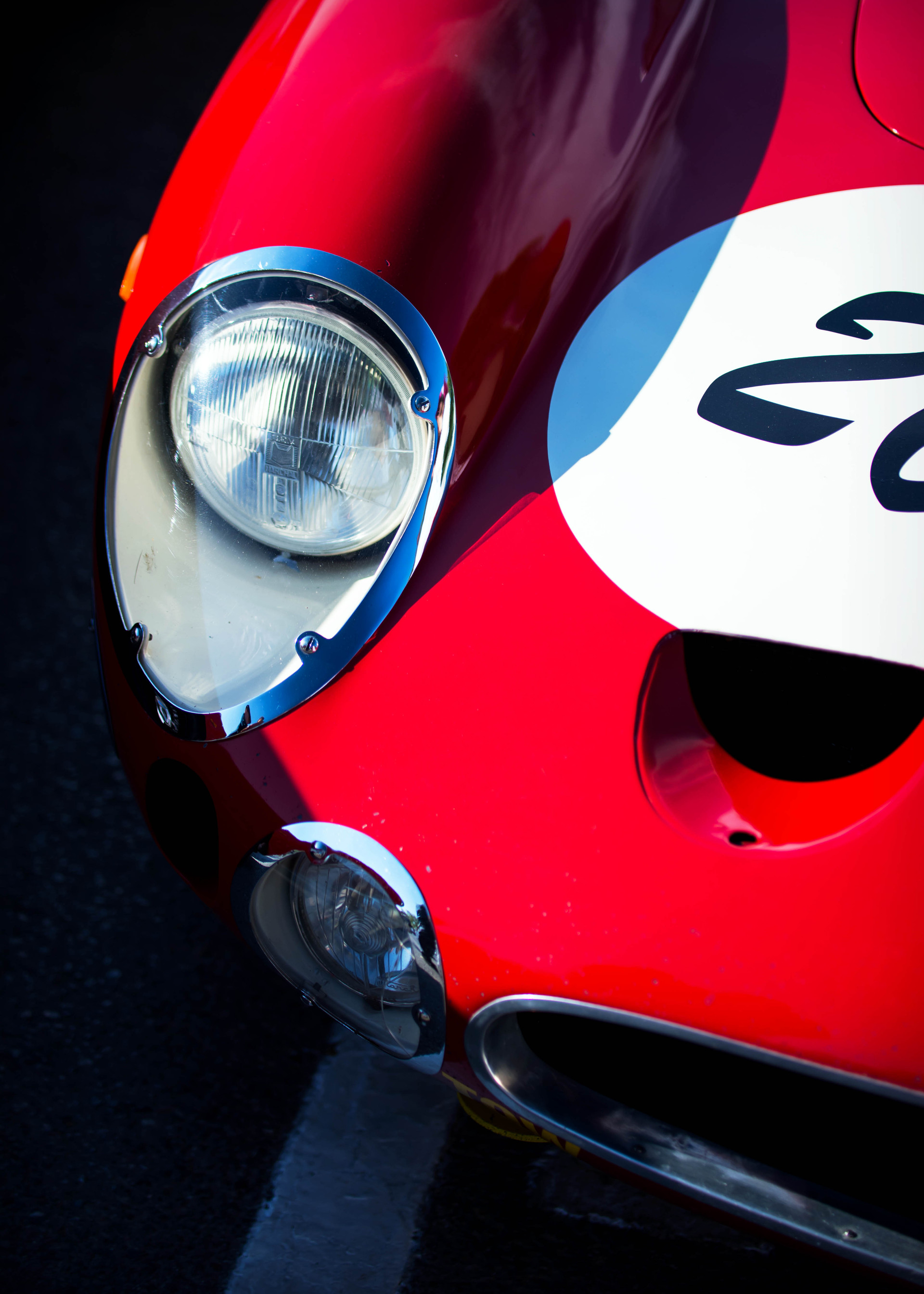 Lukas Hueni & Carlo Voegele's 1963 Ferrari 330 GTO