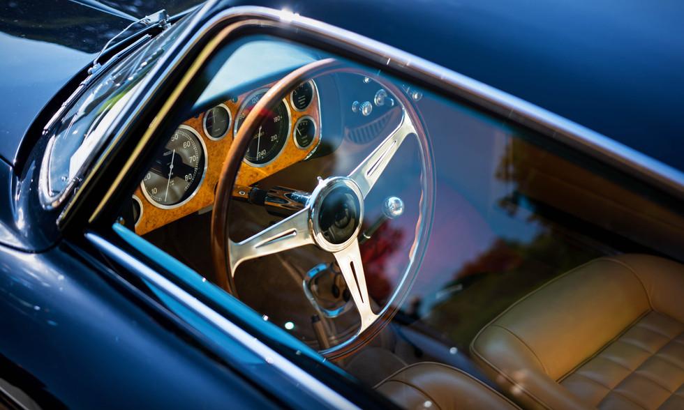 1954 Fiat 8V Vignale Coupe