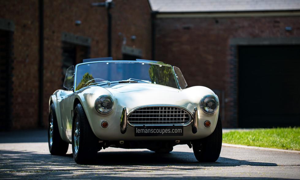 Le Mans Coupes AC Cobra 289