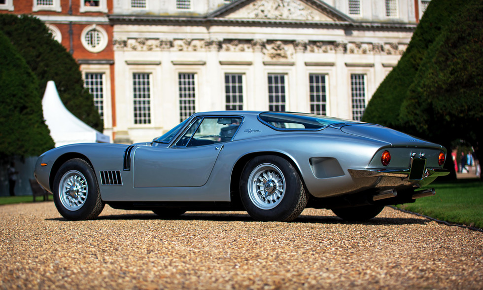 Guy Berryman's 1967 Bizzarrini GT 5300 S
