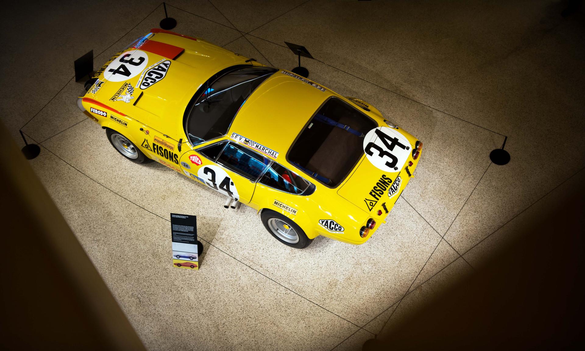 1972 Ferrari 365 GTB/4 Daytona