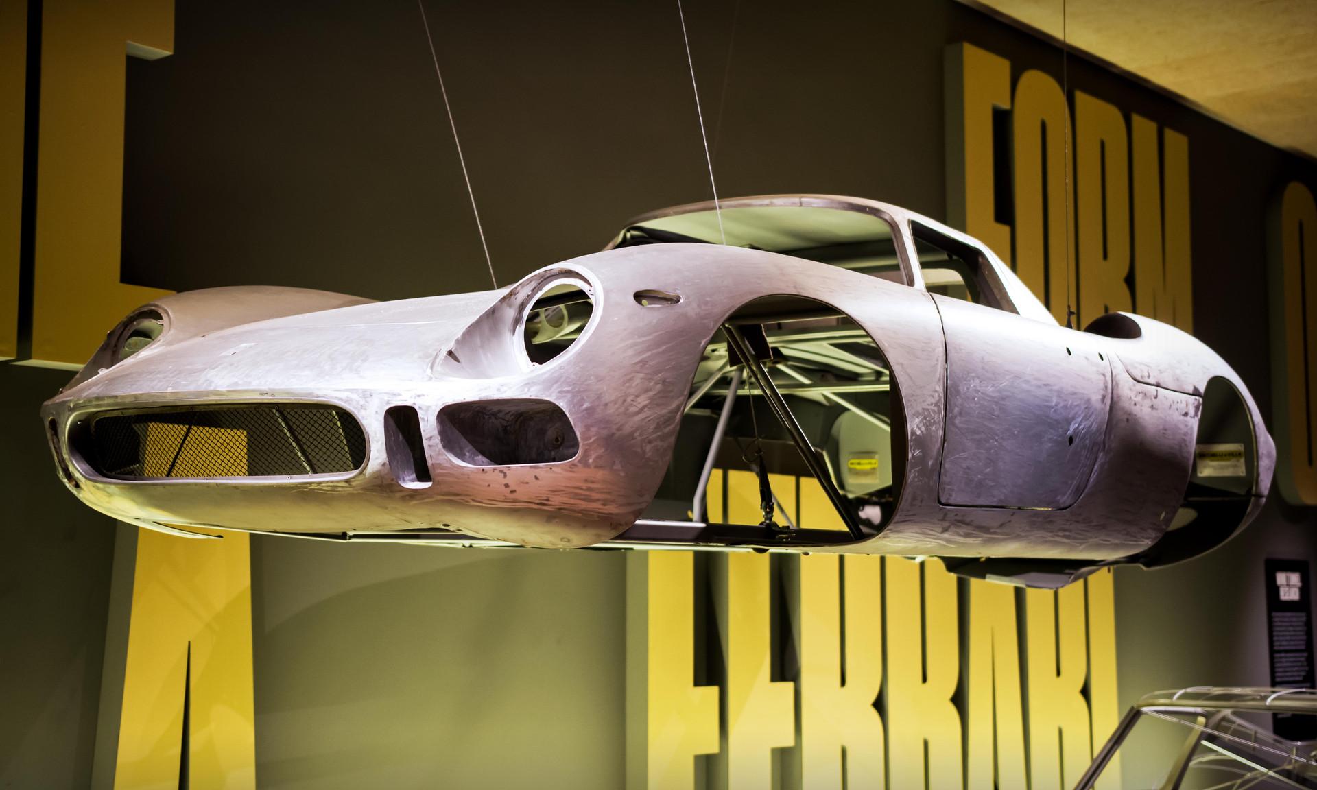 Ferrari 250 LM BIW