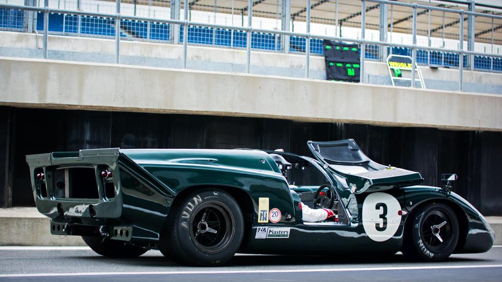 Jason Wright's 1969 Lola T70 Mk3B
