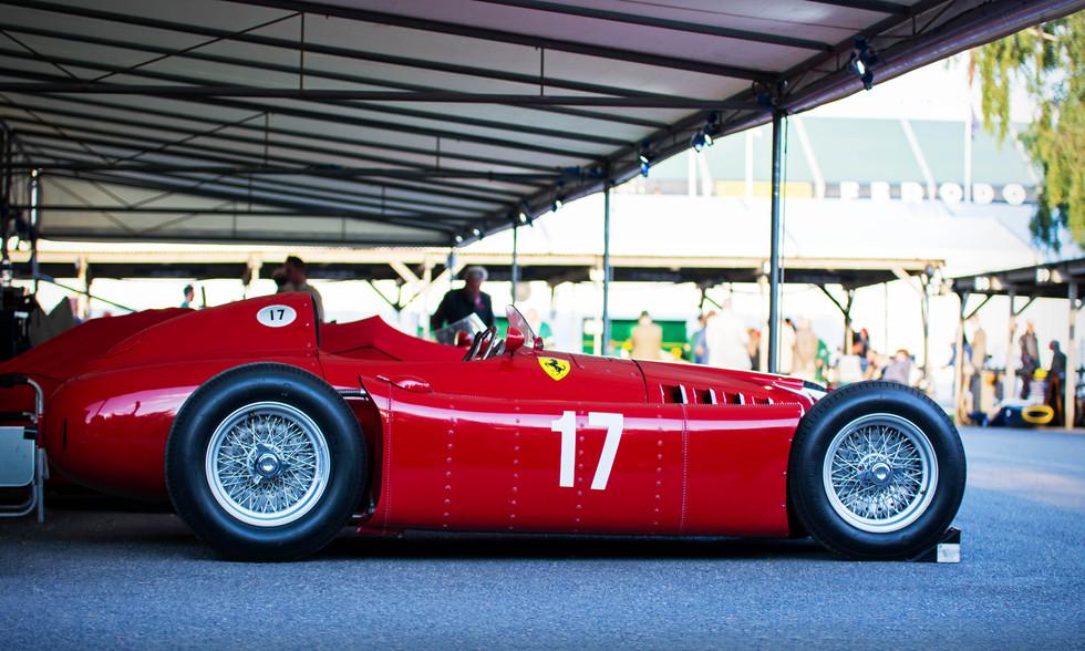 Steve Tillack's 1954 Lancia D50