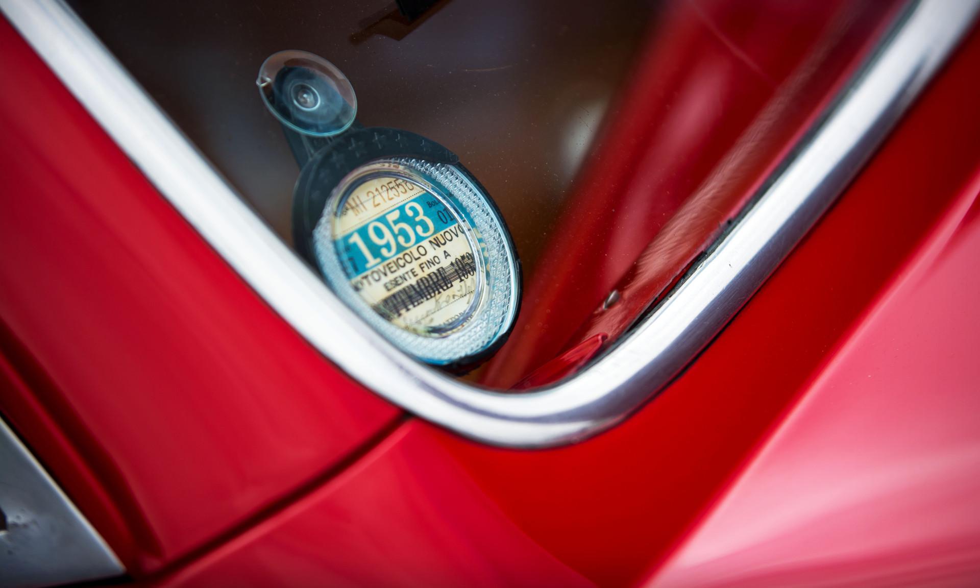 1952 Ferrari 212 / 225 Vignale Inter