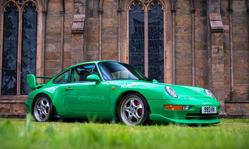 Porsche 993 GT3 RS