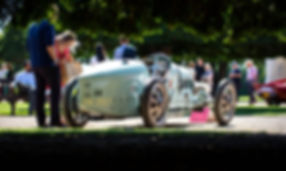 Simon Kidston's 1925 Bugatti Type 35 Gra