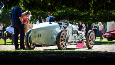 2018 concours of elegance