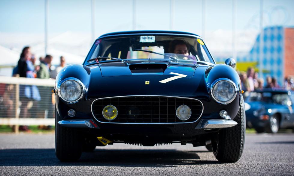 Max & Moritz Werner's 1960 Ferrari 250 GT SWB/C