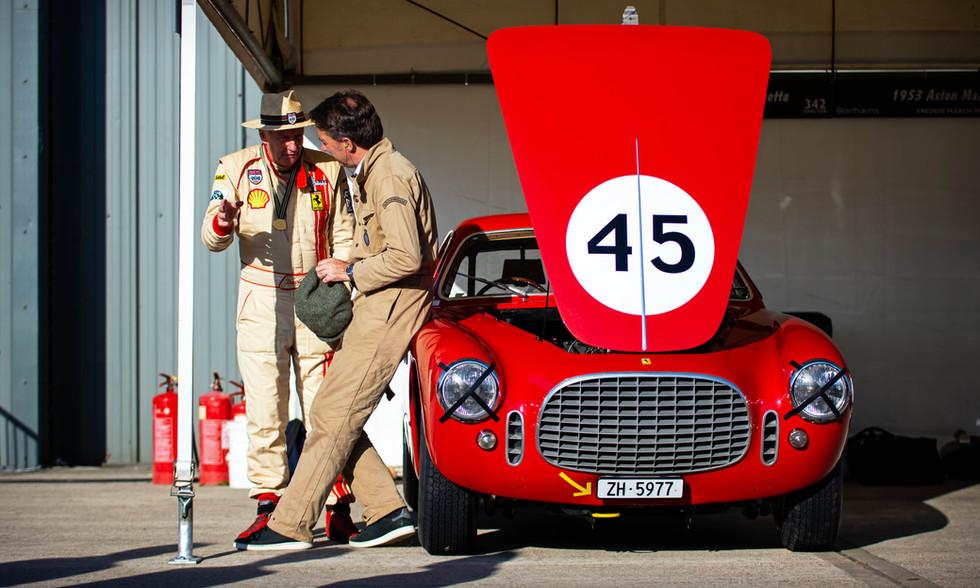 1953 Ferrari 225S Vignale
