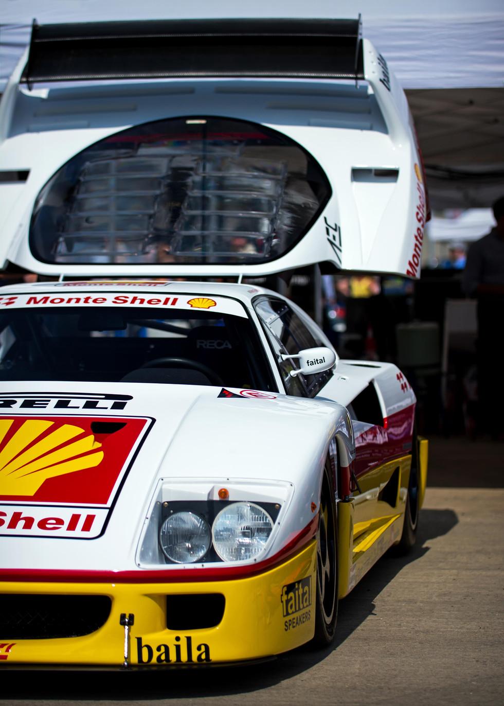 1995 Ferrari F40 GT LM