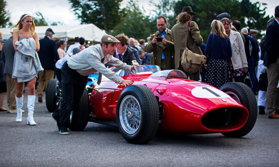 Tony Best's 1960 Ferrari 246 Dino