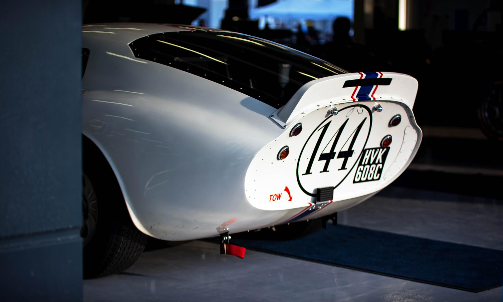 Paul Pochciol's 1965 Shelby Daytona Cobra