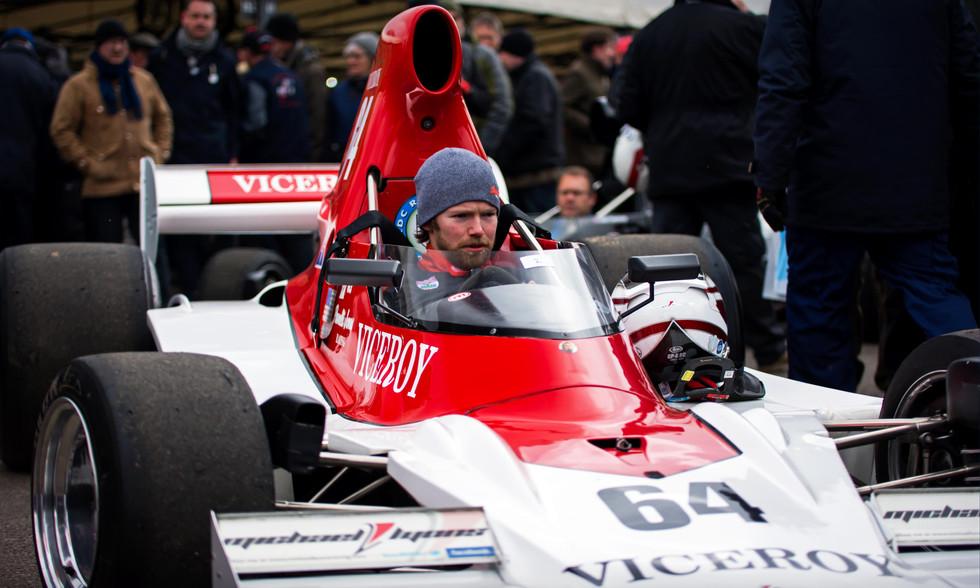 Formula 5000 at the Goodwood 76MM