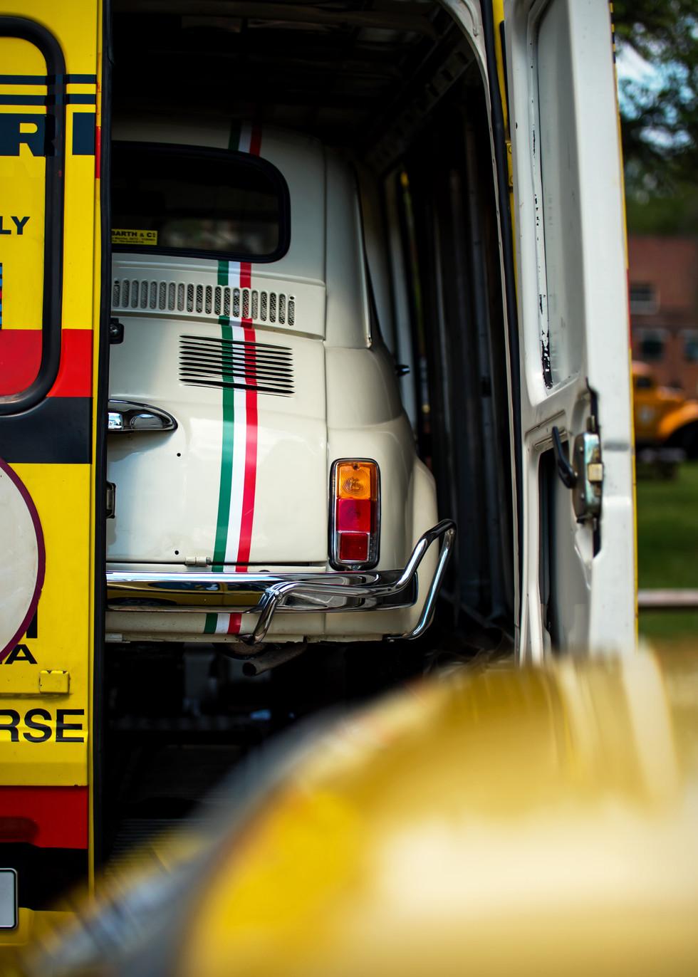 Fiat 500 & Transporter
