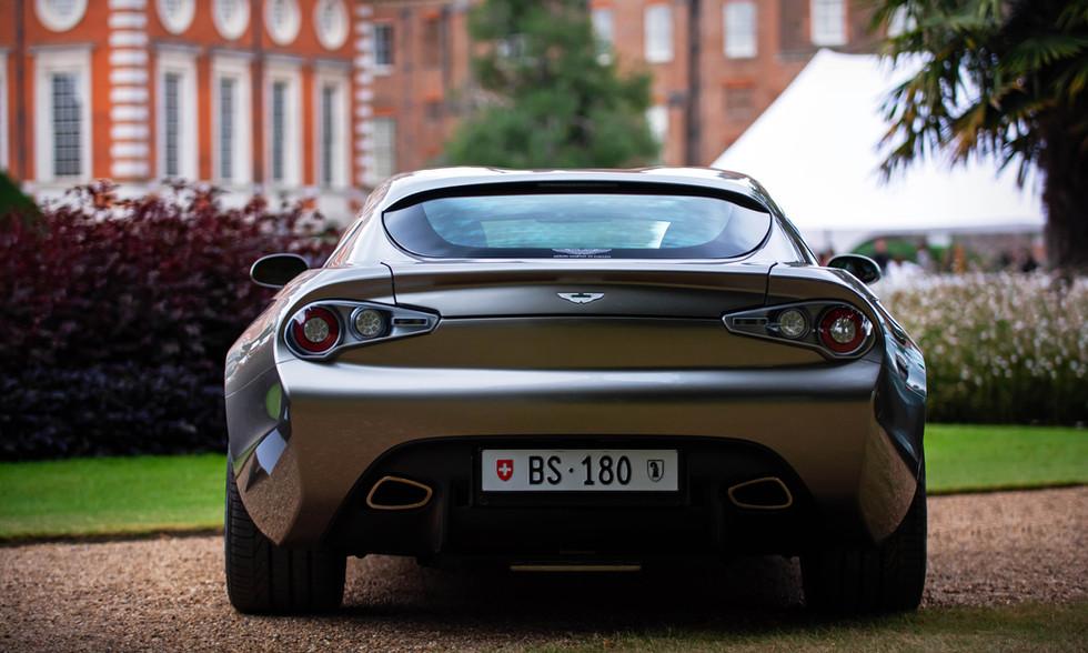 2014 Aston Martin Virage Zagato Shooting Brake