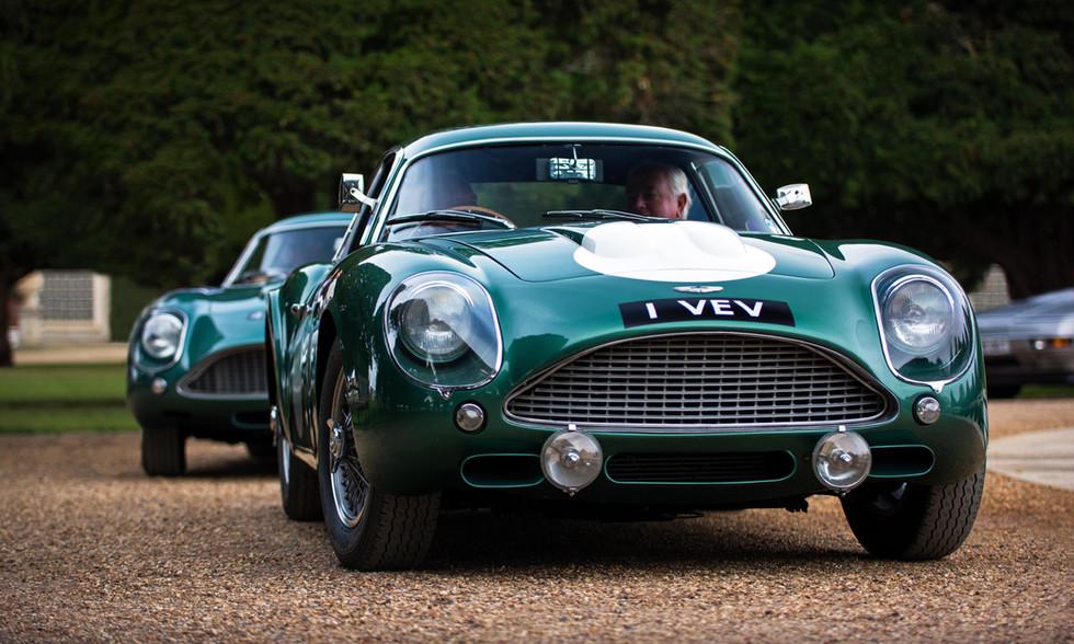 Aston Martin DB4 GT Zagato 1 VEV
