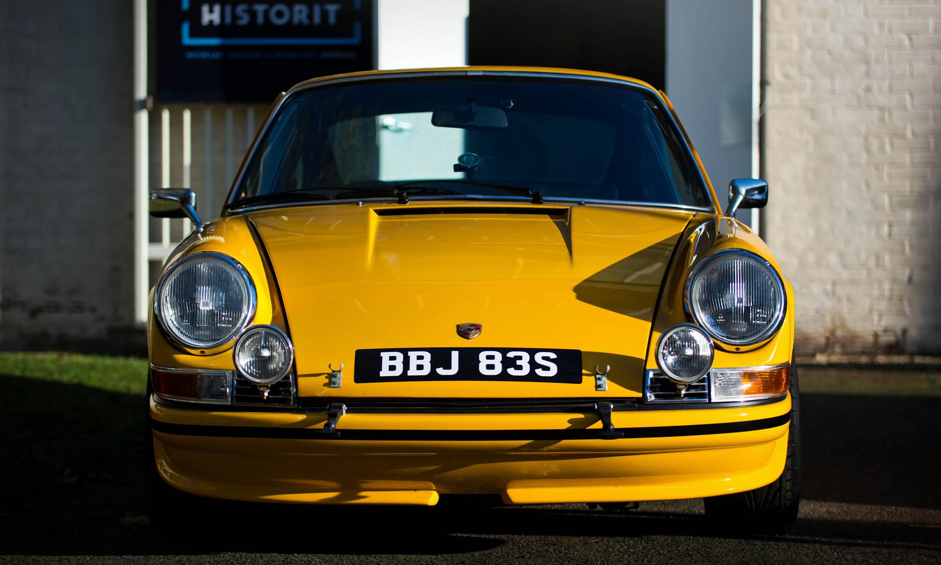 Sam Moores' Porsche 911S