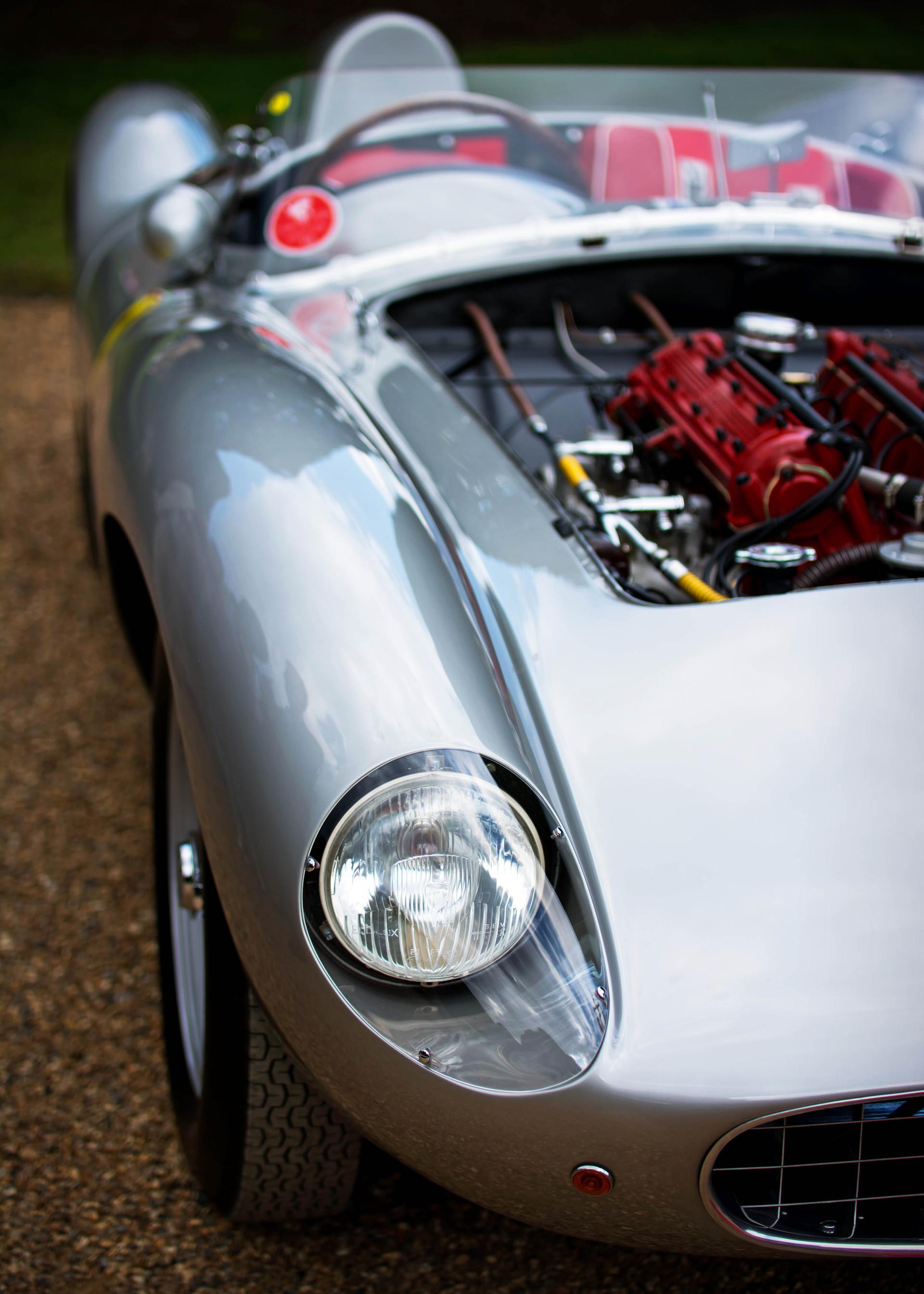 1957 Ferari 500 TRC Testa Rossa Spider