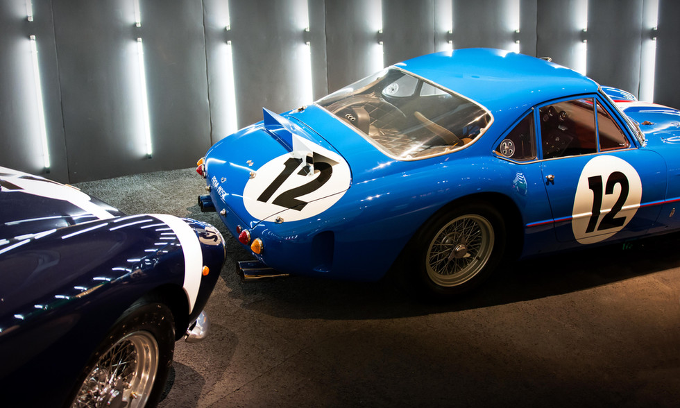 1961 Ferrari 250 GT SWB Speciale