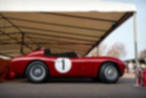 Christopher Mann's 1953 Alfa Romeo 3000