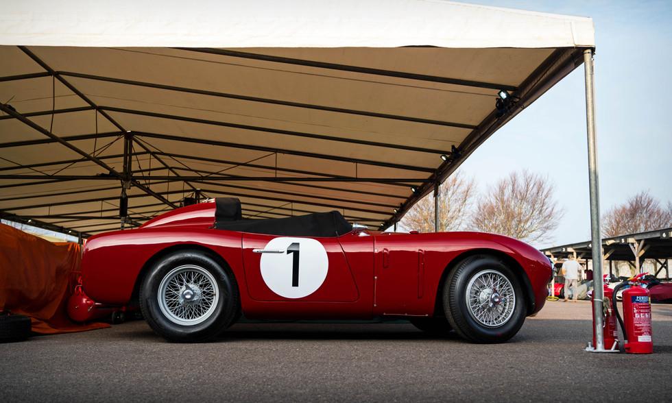 Christopher Mann's 1953 Alfa Romeo 3000 Disco Volante