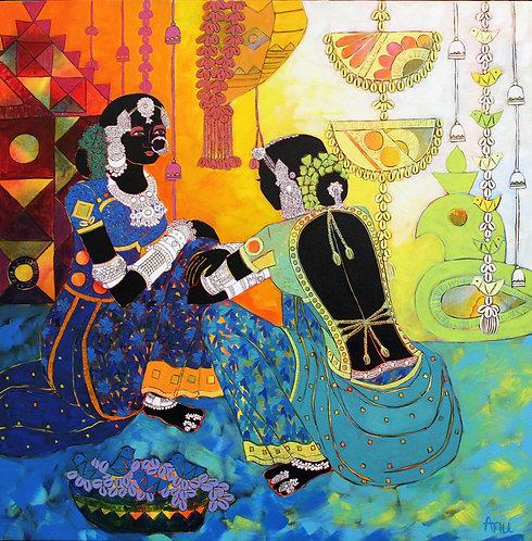Anuradha Thakur - Sakhi