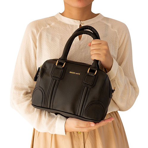 BrokeMate - Tuesday Satchel Sling Bag (Black)