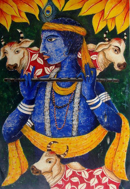 Lord Krishna VII