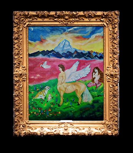 Centaur in Kailash