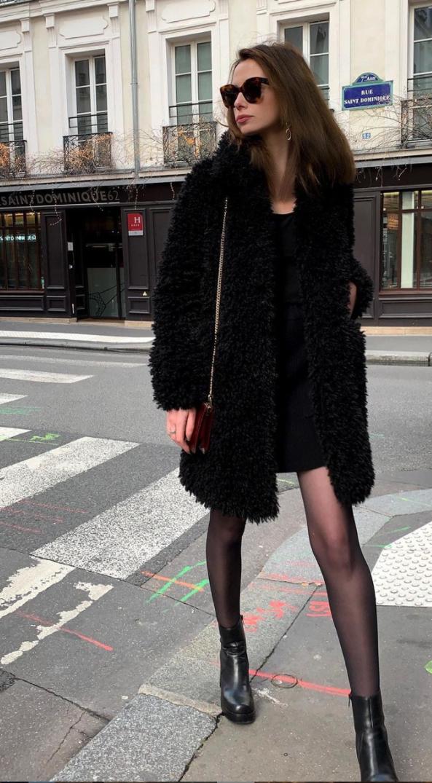 Connoisseur women winter fashion
