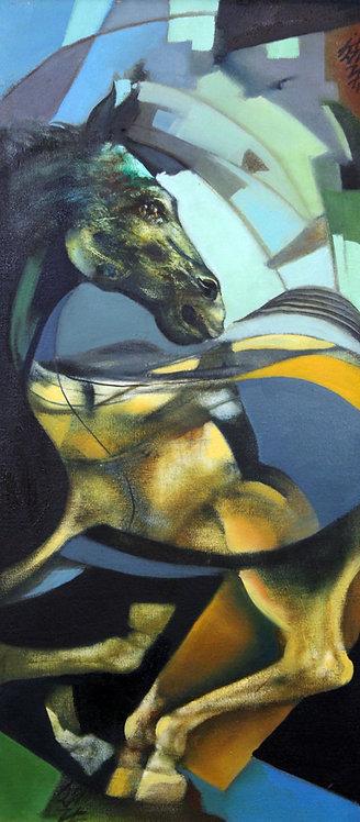 Sanjay Kumar - Horse series