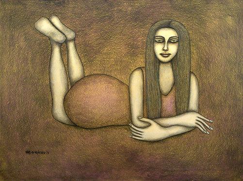 Babli Keshri - woman