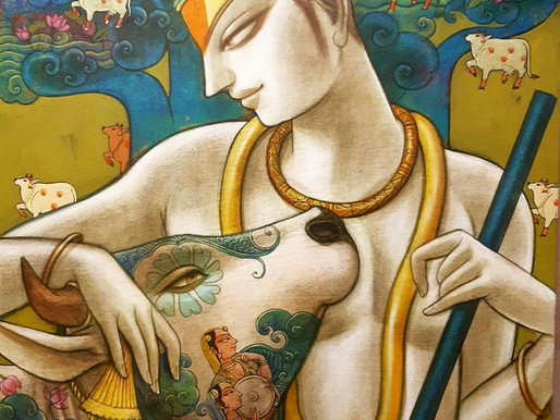 Animal Paintings ~ The role of animals in Indian Art, History & Culture