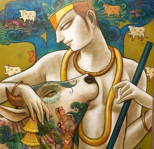 Sukanta Das -  Krishna