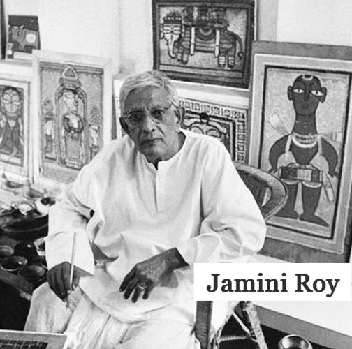 Famous painters of India - Jamini Roy
