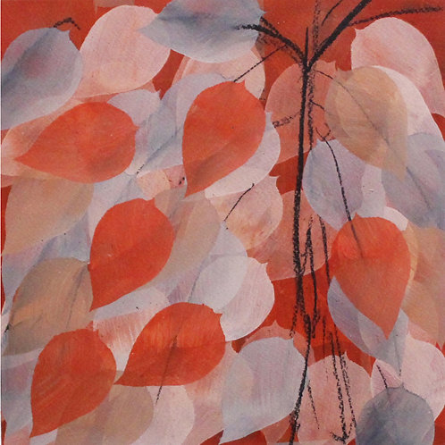 Rahim Mirza - Red leaves