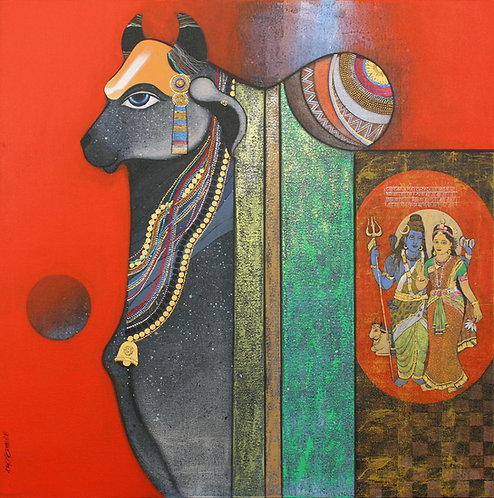 Ashok Rathod art