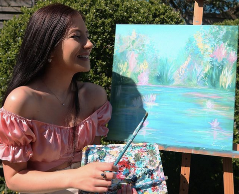 How an artist can transform a passion into a business with Lucia Paps